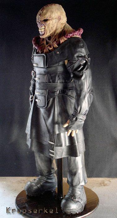 Kropserkel Resident Evil Apocalypse Nemesis Creature Costumeiles Esculturas Estatuas Residen Evil