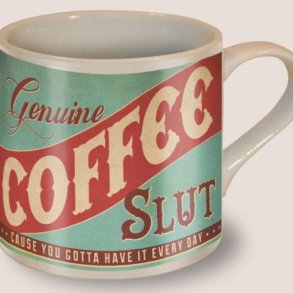 Mug Coffee Slut
