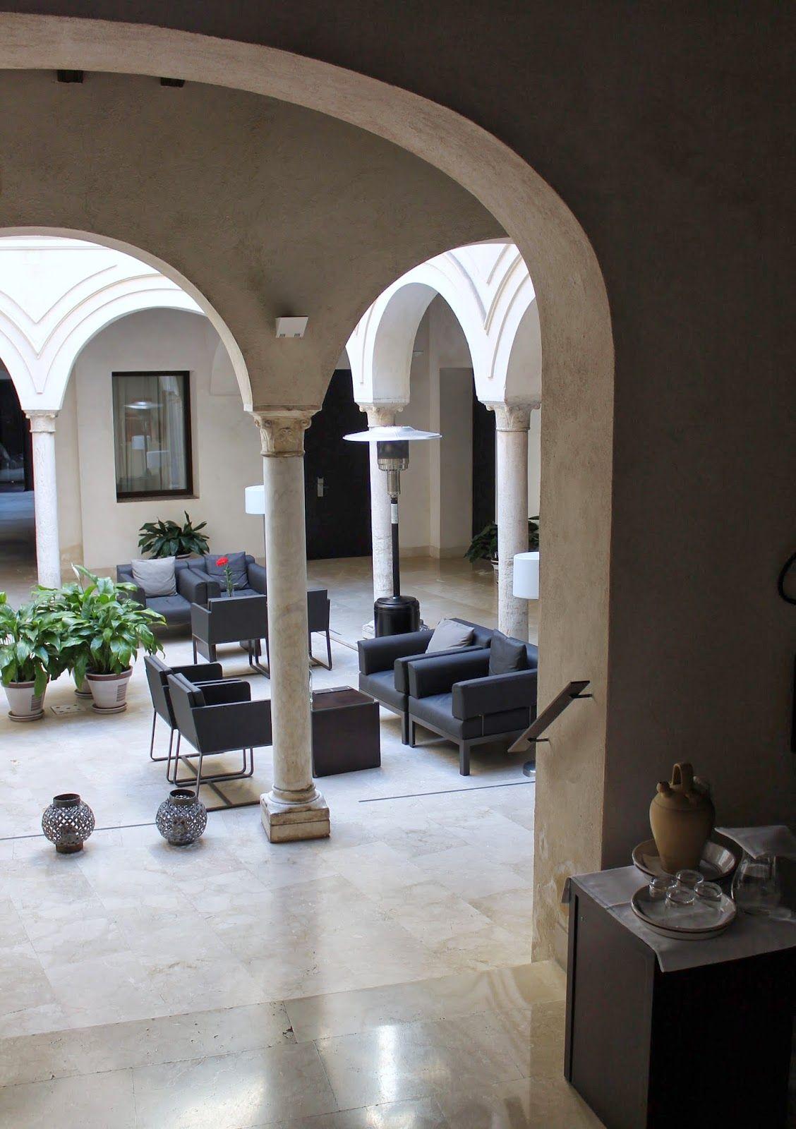 Hotel Posada Del Lucero Sevilla Mi Sevilla Pinterest Granada # Muebles Lobo Posada