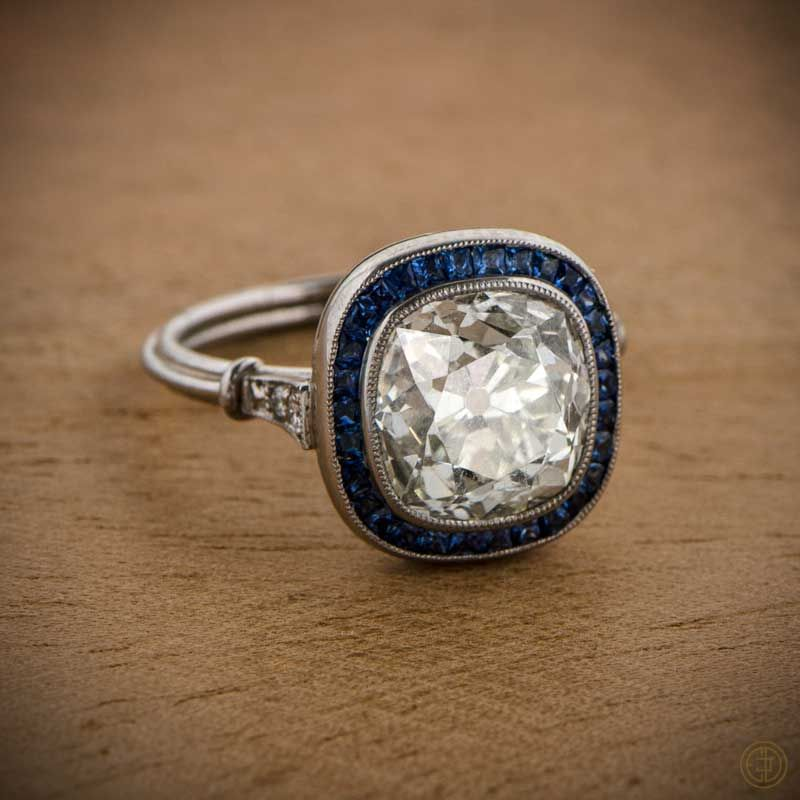 Beautiful Vintage Engagement Rings