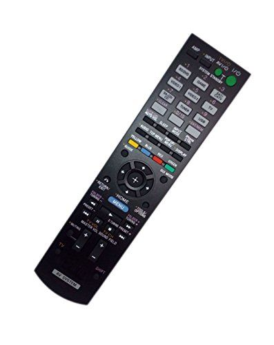 replaced remote control compatible for sony strdh720 rmaau106 rh pinterest com Sony Remote AV Receiver