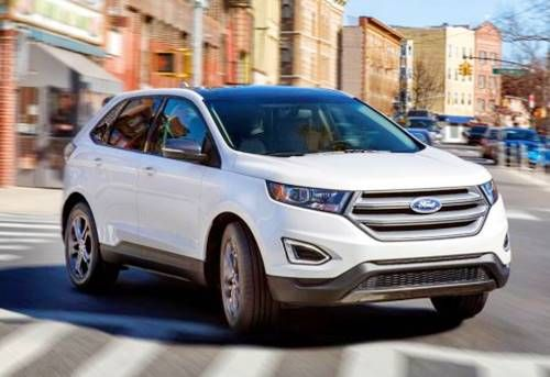 2018 Ford Edge Sel Redesign Review Ford Edge Ford Edge Sport
