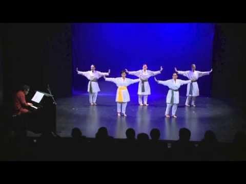 Gurdjieff - Concierto-performance - Movimientos y danzas Sagradas