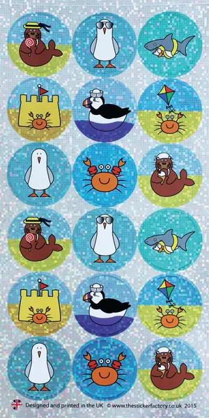 The Sticker Factory Reward Stickers, Stickers, Custom