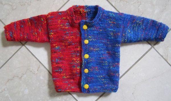 Jelli Beenz Baby Cardigan Free Knitting Pattern Knitting 1