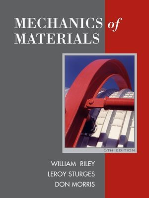 Complete Solution Manual For Mechanics Of Materials 6th Edition By William F Riley Leroy D Sturges Don H Morris 9780470508732 Ebook Digital Word Morris