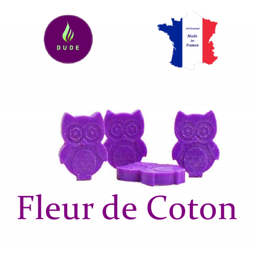 4 Perfumed Waxes Cotton Flower Perfume for Burner Perfume Fondants Perfumes for Burner Home Fragrance for diffuser Perfumed Pebbles Perfume for the Home