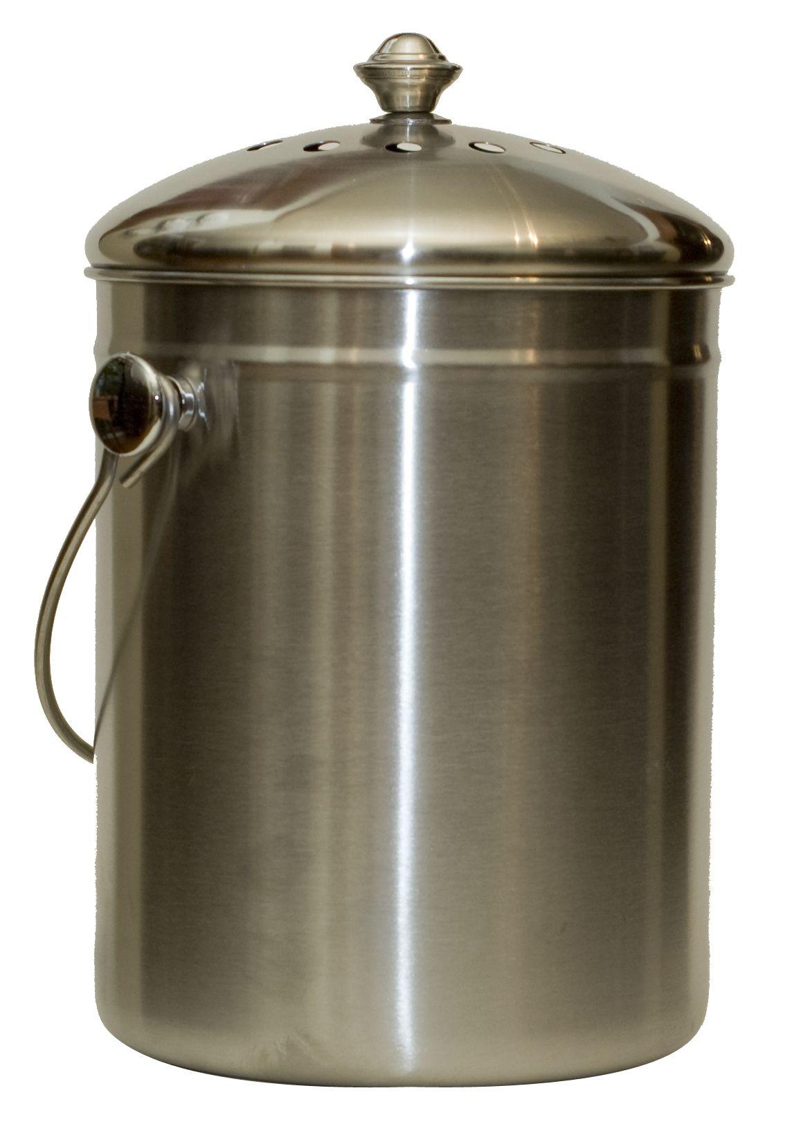 1 3 Gal Kitchen Composter Compost Kitchen Compost Bin Compost