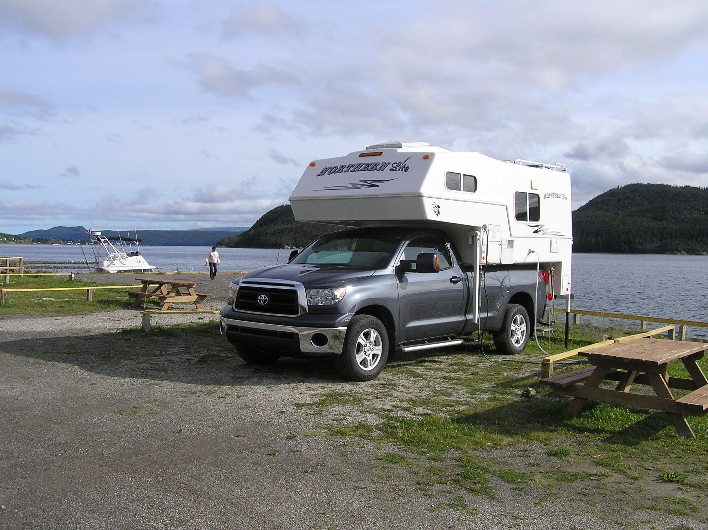 Pin By Northern Lite Campers On Northern Lite Truck Campers In The
