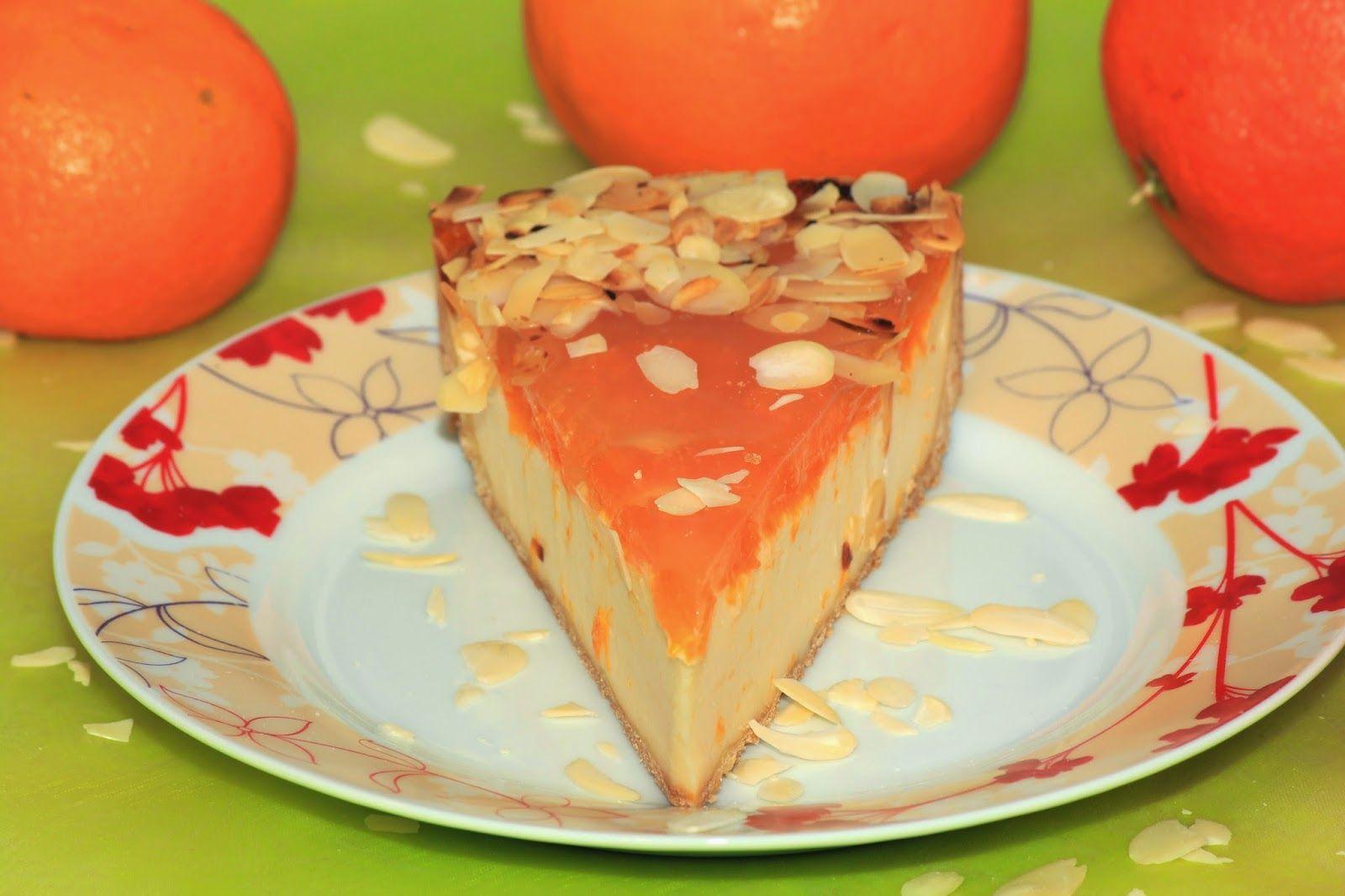 Wonder Wunderbare Küche: Mandarinen-Schmand-Torte