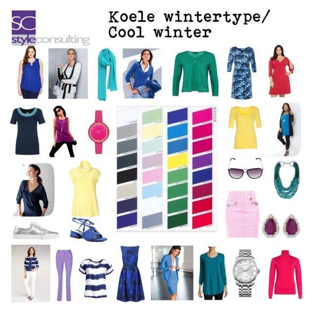 Koele wintertype/ cool winter color analysis. | Cool ...