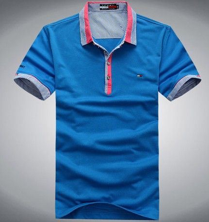Tommy Hilfiger Men Polo 4 Mens Summer Outfits Polo T Shirts Tommy Hilfiger T Shirt