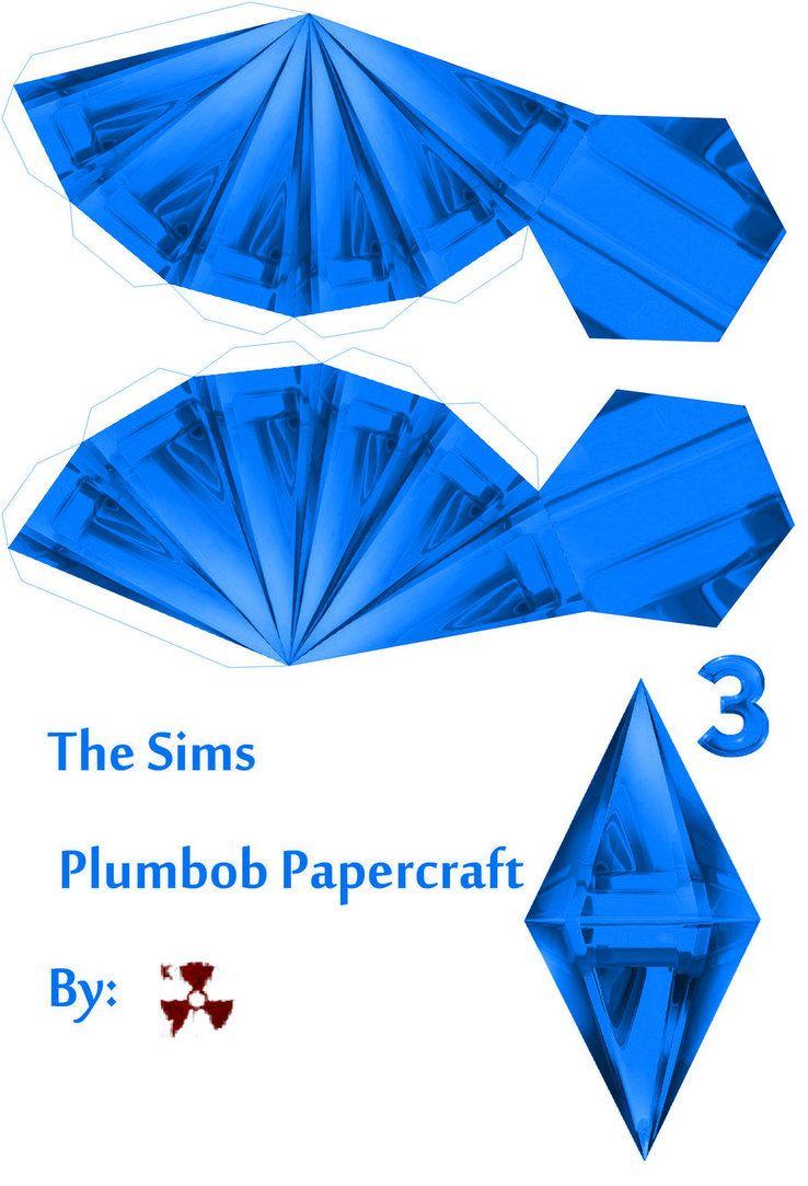The Sims Blue Plumbob By Killero94 On Deviantart Sims Blue Deviantart