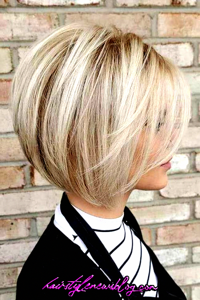 Pics Of Bob Hairstyles In 2019 Short Hair Styles Short Bob Haircuts Blonde Bob Haircut Pic In 2020 Short Hair With Layers Short Bob Hairstyles Medium Hair Styles