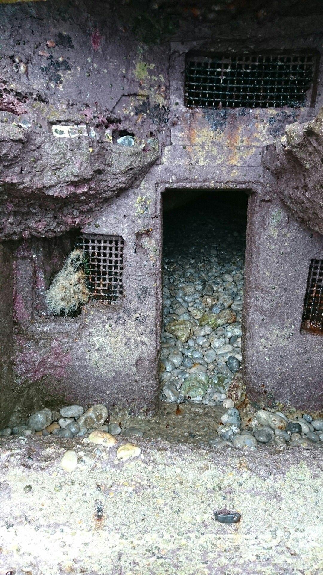 Étretat ⚓ Atlantikwall Bunker ⚓ Normandie | Normandie ...