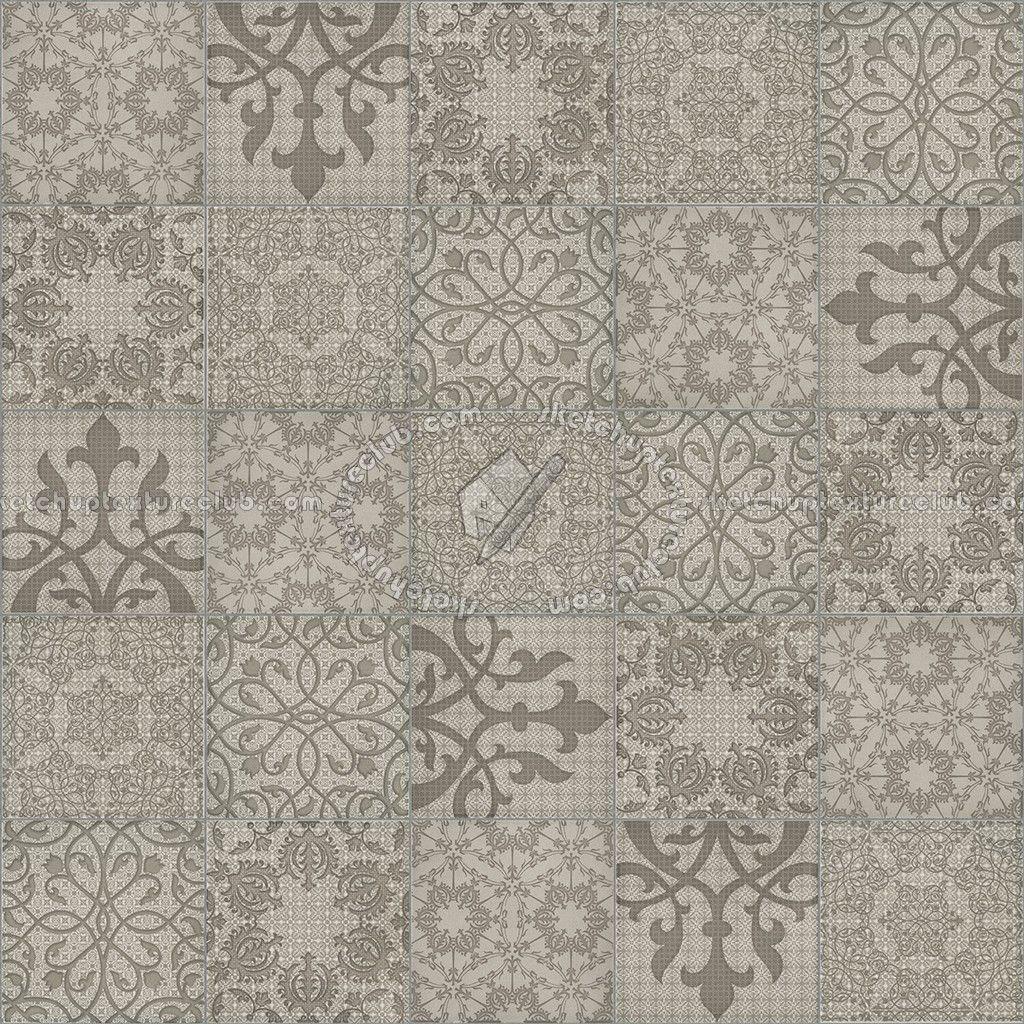 Interior wall texture seamless sketchuptexture  texture seamless  patchwork tile texture seamless