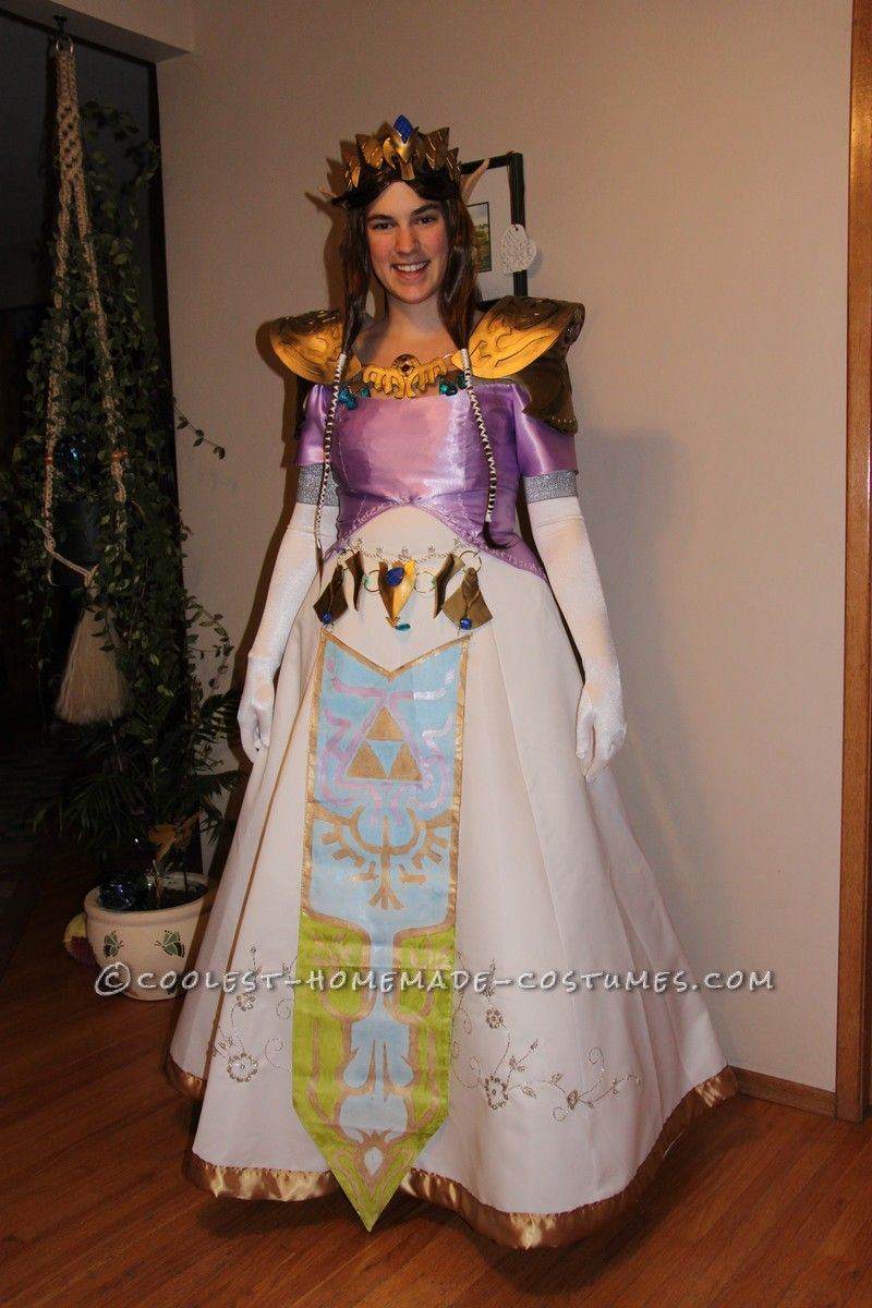 Awesome homemade zelda costume the twilight princess brought to awesome homemade zelda costume the twilight princess brought to life this website is the pinterest of costumes solutioingenieria Gallery