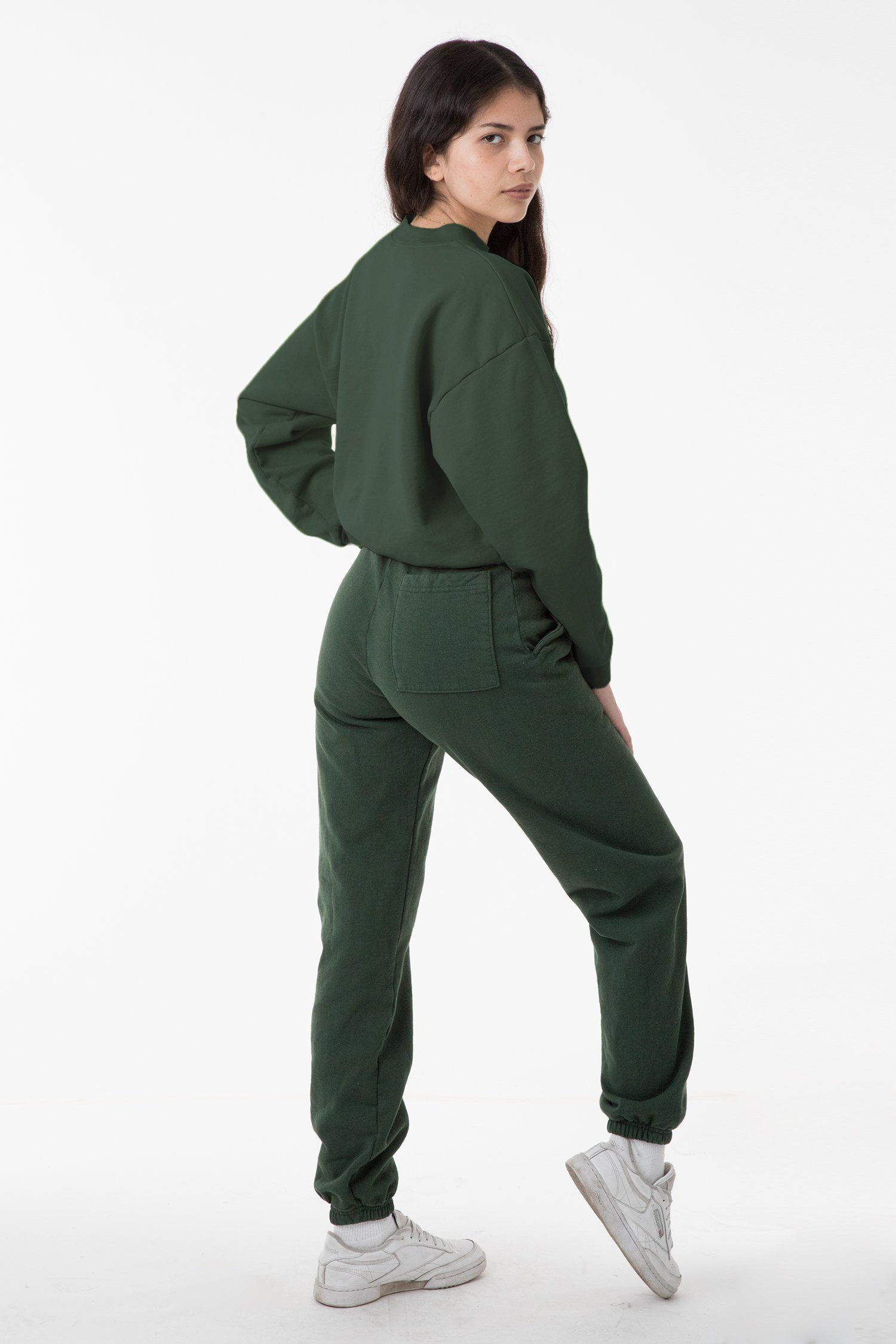 Hf04gd Unisex Garment Dye Heavy Fleece Sweatpant Garment Dye Garment Sweatpants