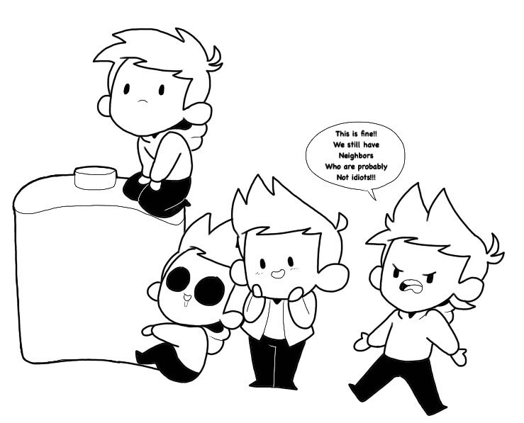 Eddsworld Future Tord