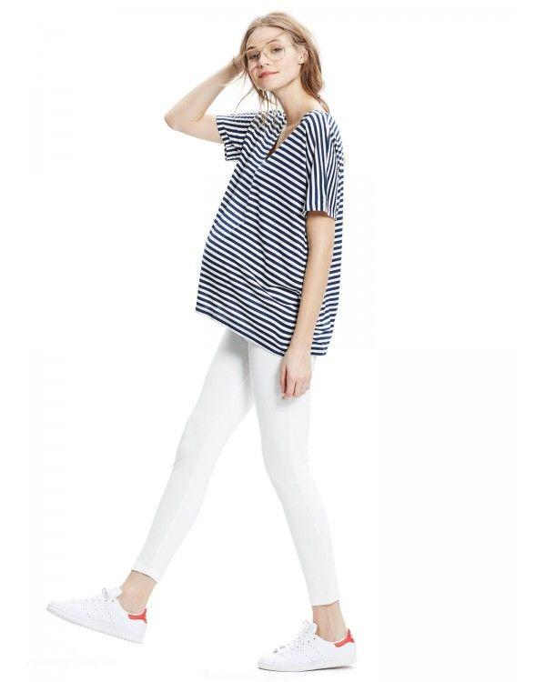 d63d0822a30868 HATCH | THE DENIM LEGGING | Maternity | Maternity Pants, Maternity ...