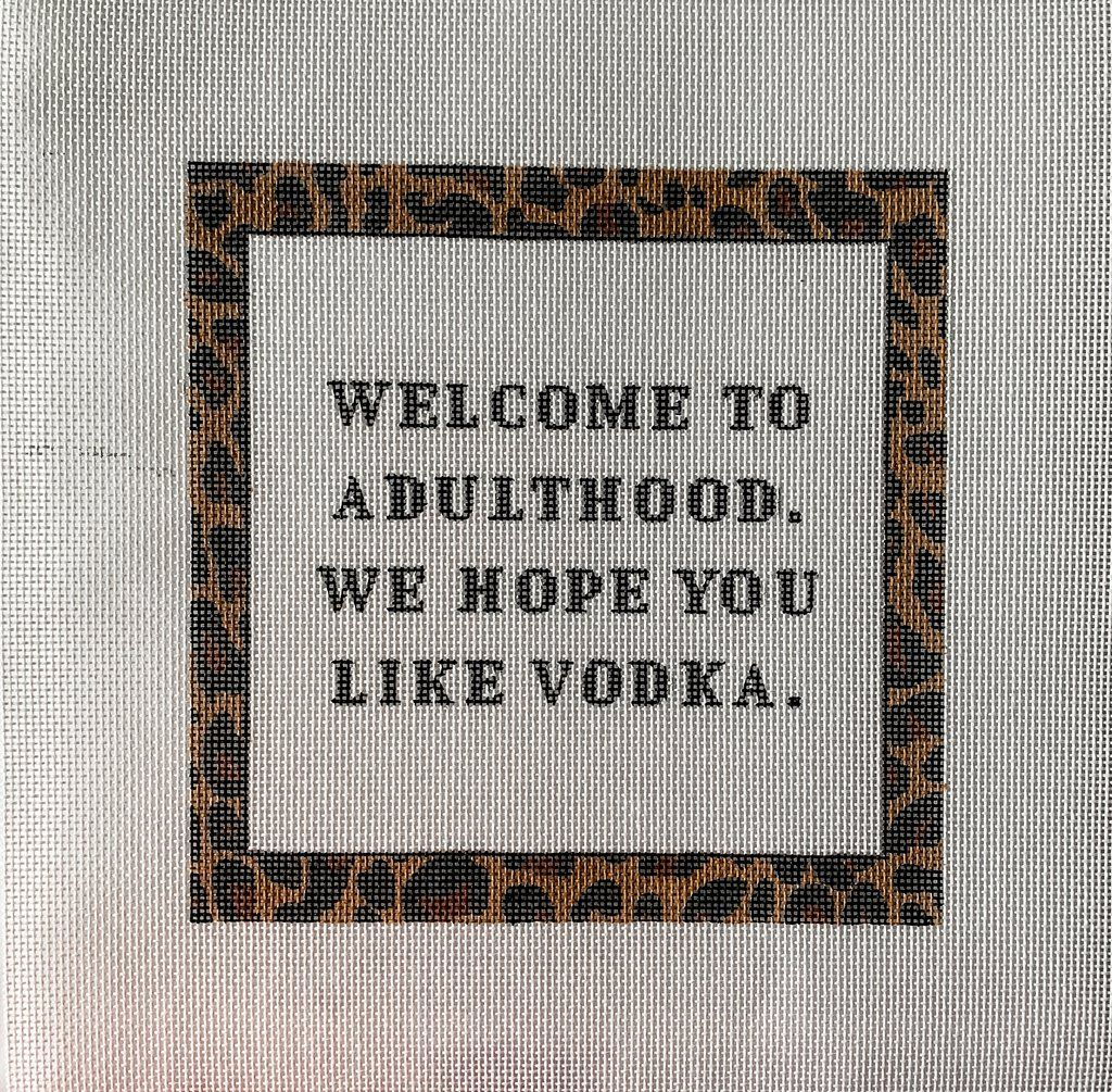 Adulthood - Vodka