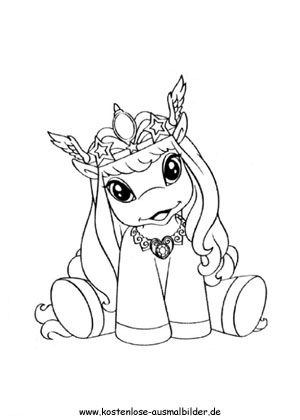 Ausmalbild Filly 02 Filly Pinterest Coloring Pages Coloring