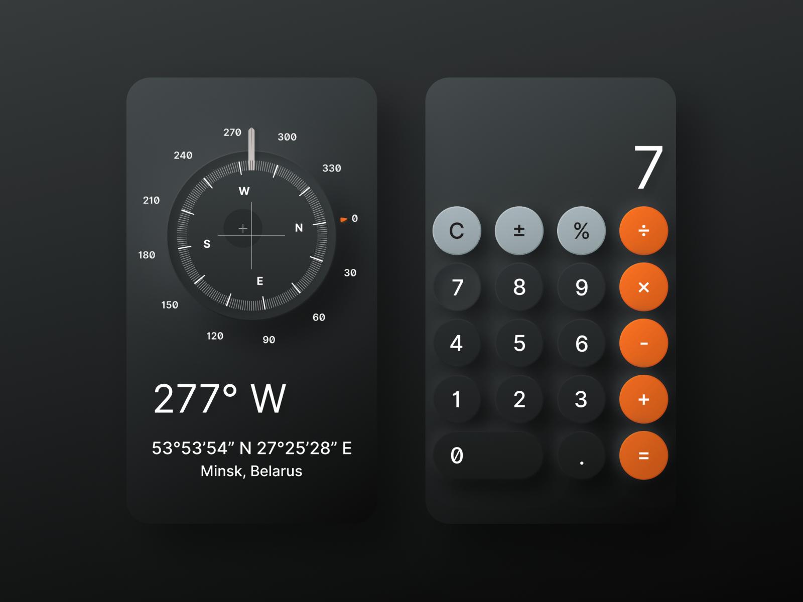 Pin on Dark Mode App Design