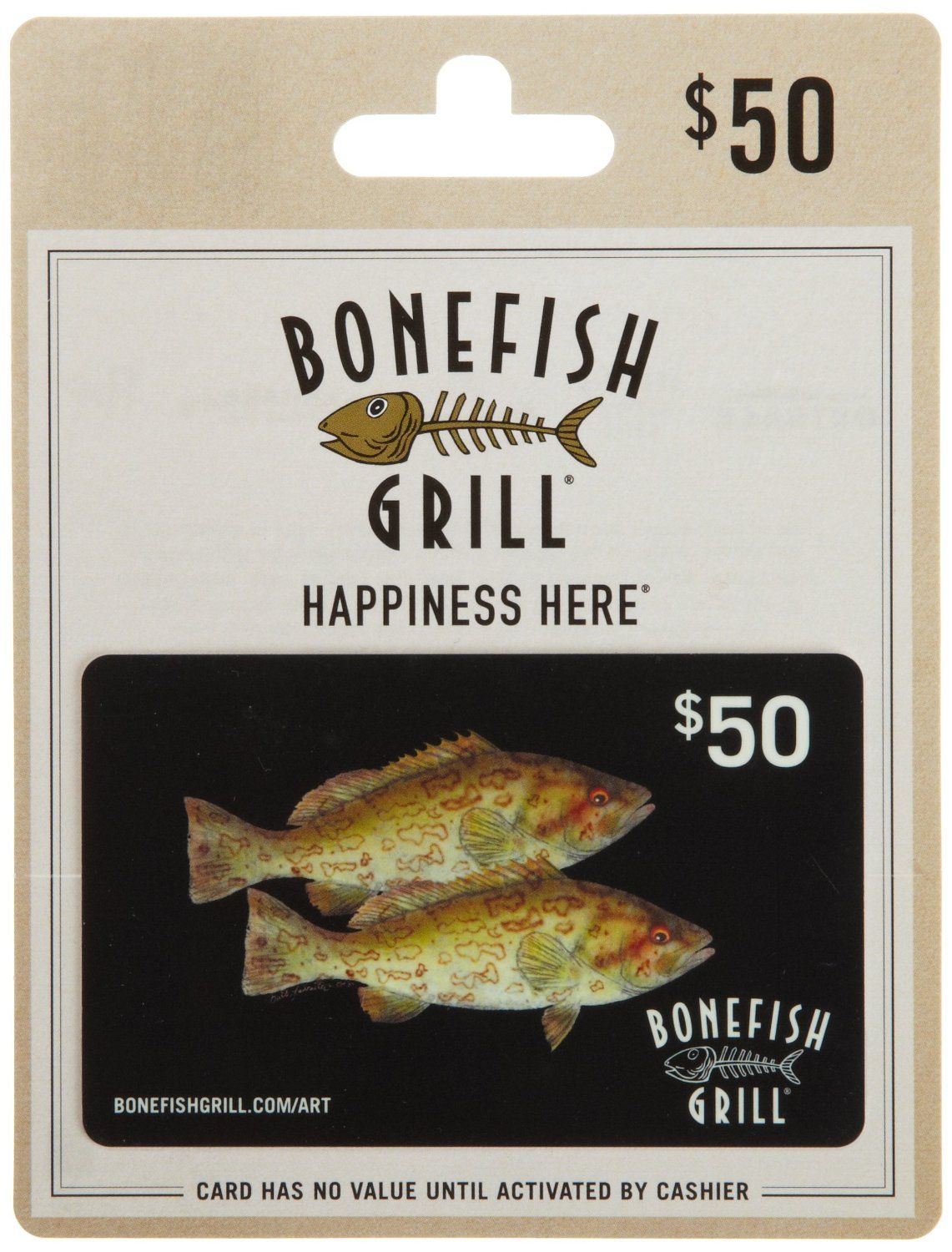 Bonefish grill gift card grilling gifts food gift cards