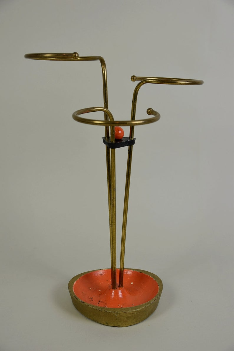 Vintage Umbrella Stand West Germany 60s Etsy In 2021