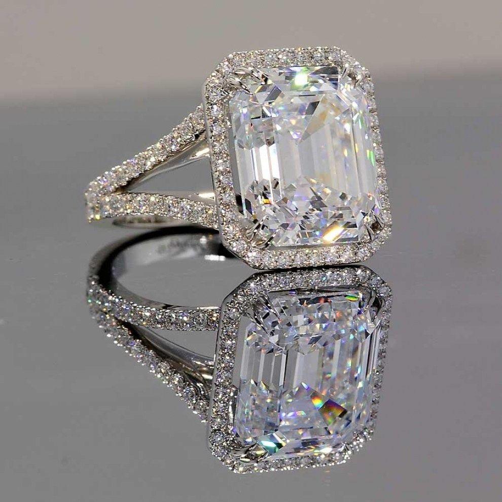 31 beautiful fake diamond wedding rings that look real - Fake Wedding Rings That Look Real