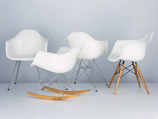 Vitra Sedia A Dondolo Eames Plastic Armchair Rar : Pin von chris h auf furniture pinterest eames chair und eames