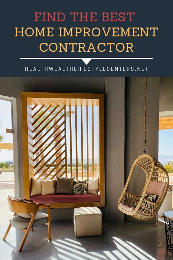 From choosing the right materials to making sure you're hiring the right person, there are many things to keep in mind when it comes to choosing a contractor. Check out our guide on how to find a good home improvement contractor! #homeimprovement #homedesignideas #homedesigncontractors #homedecor #homedesign