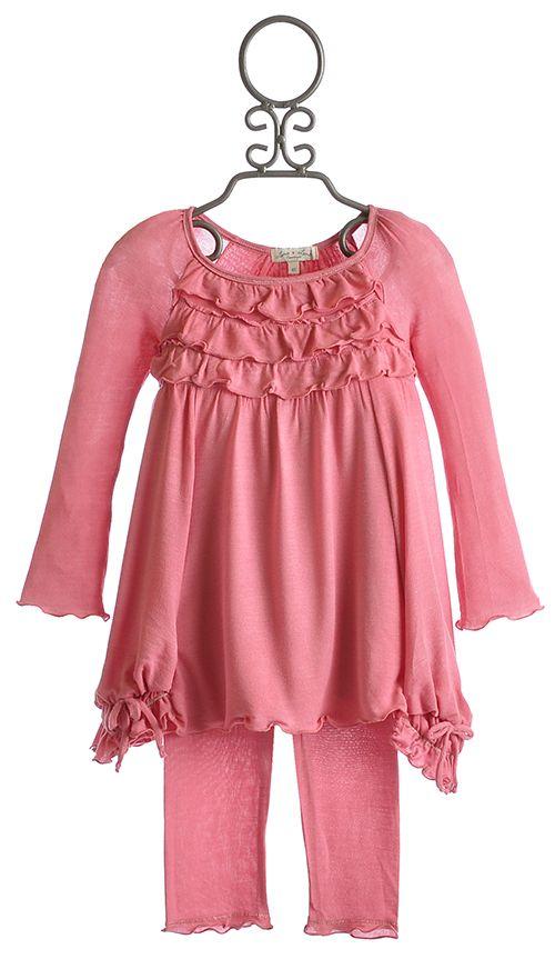 d297901fb Luna Luna Bellis Lounge Dress and Pant in Rose $59.00   Sewing for ...