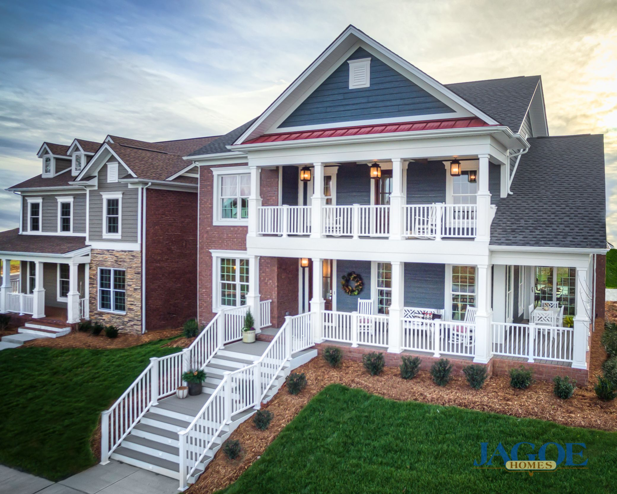 Pinot A Elevation Exterior 4200 Owensboro Ky House Styles Mansions Gazebo