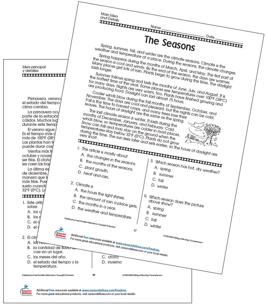 Printable Worksheets English Grade 5 In With Images