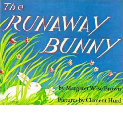 A little rabbit who wants to run away tells his mother how he will escape, but she is always right behind him.
