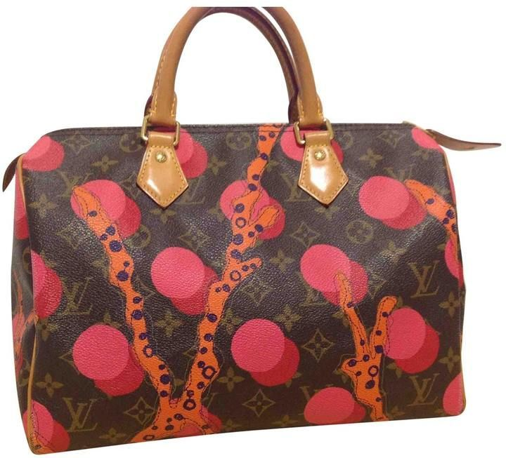 541f833ab4f2 Louis Vuitton Speedy leather tote