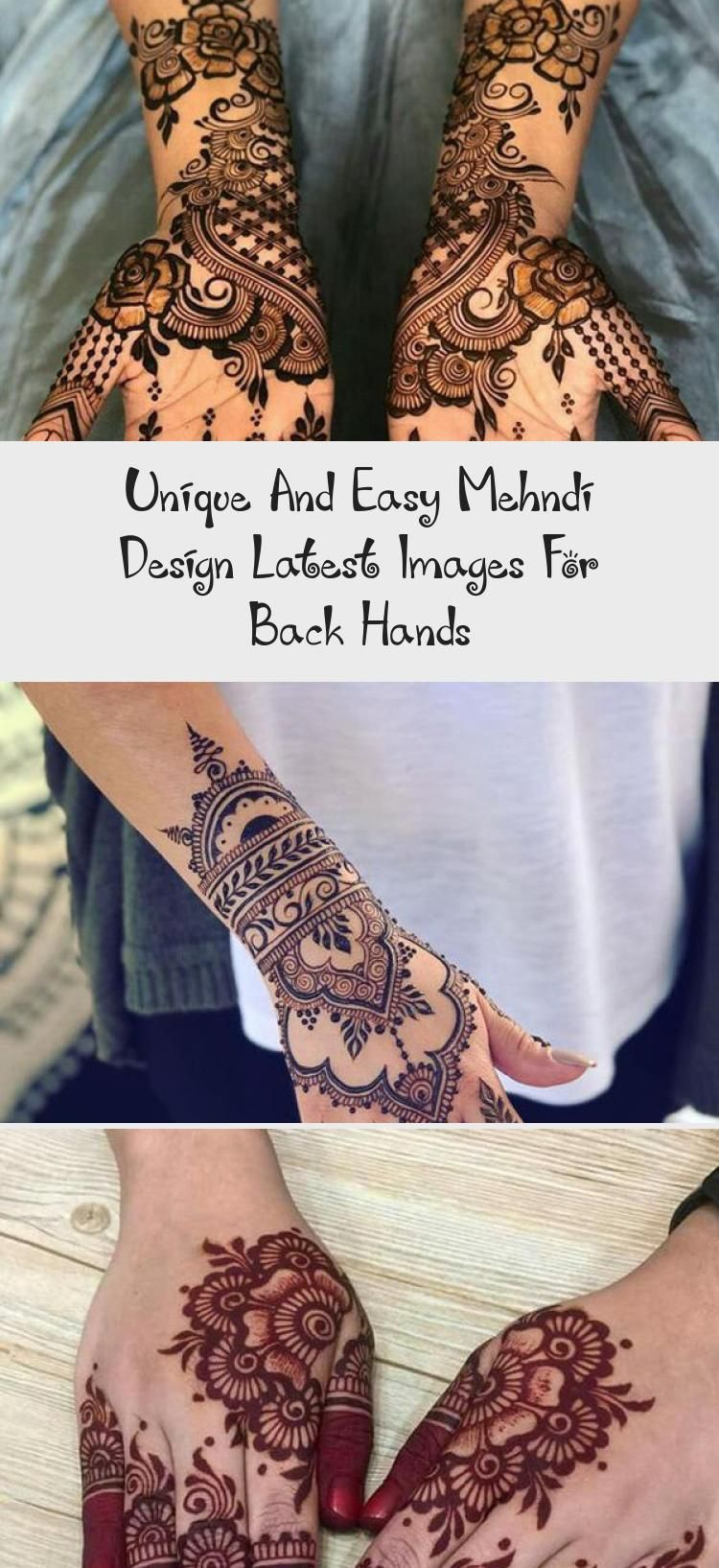 this is Backhand Stylish Trendy Bracelet Henna Design For Hands