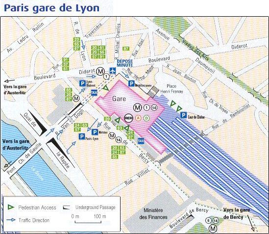 Gare De Lyon Tgv, Paris Rer, Metro Train Station See Tgv Ticket Prices, Schedules And -7703