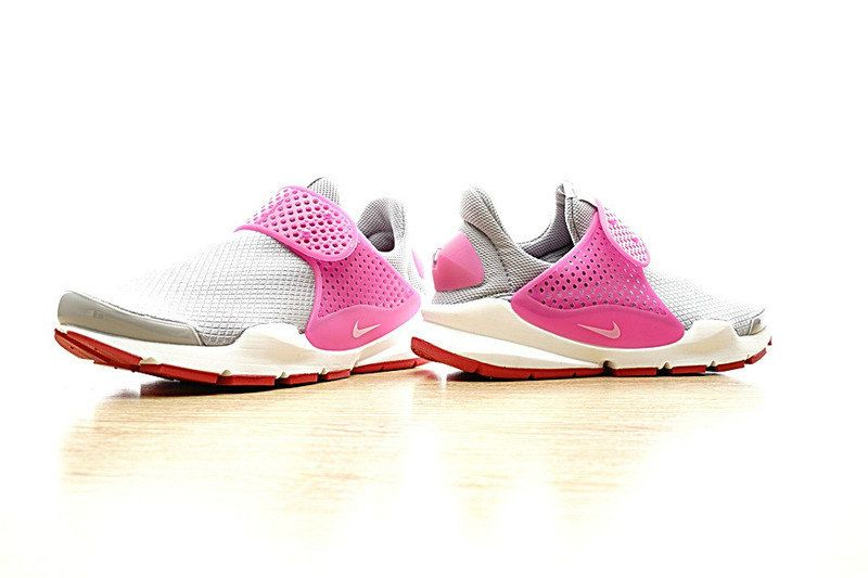 the latest f9153 1e553 ... athletic shoes 19b56 60fa6 cheapest shop nike sock dart breeze summer  2017 grey pink fire nike sock dart wholesale 10408 ...