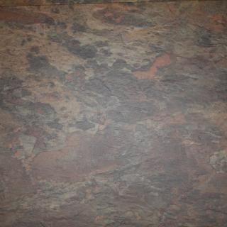 "Rustic Stone 5mm x 12 x 24"" Vinyl Tile"
