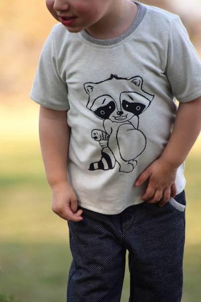 immergrün in 2020  shirt schnittmuster kind