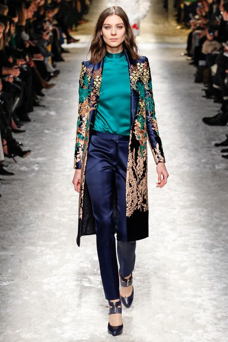 Blumarine   Fall 2014 Ready-to-Wear Collection   Style.com