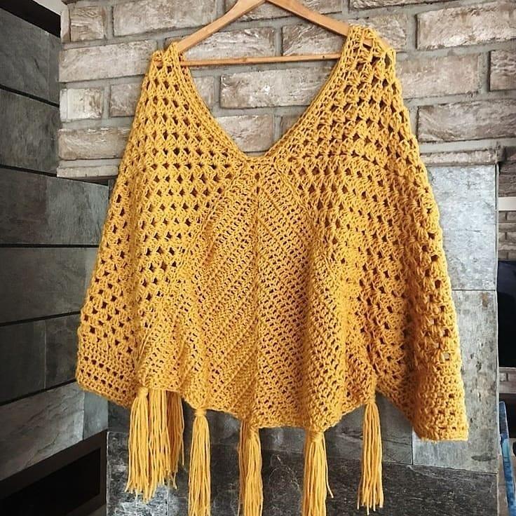 Crochet - knitting.ars.life #örgü #pattern #tasarım #moda #streetstyle  #crochet #elemeği #kleidunghäkeln