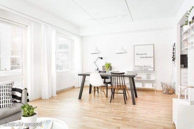 98,5m² Limonadikuja 8, 00390 Helsinki Kerrostalo 4h myynnissä | Oikotie 11876370