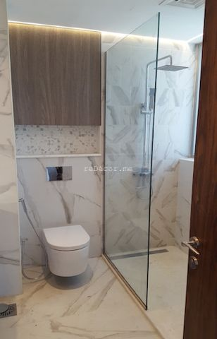 Bathroom Fit Out Dubai Storage Above WC Remodelling Business Bay - How much to fit a bathroom