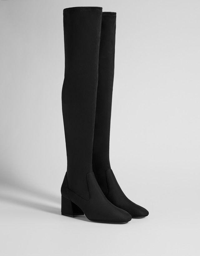 0e998abe2b9 Boots   Ankle boots - SHOES - WOMEN - Bershka Israel