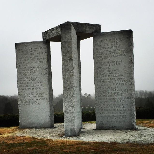 Die Steine Von Georgia