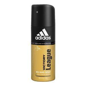 Adidas Victory League Spray. Riecht wirklich gut und ich mag
