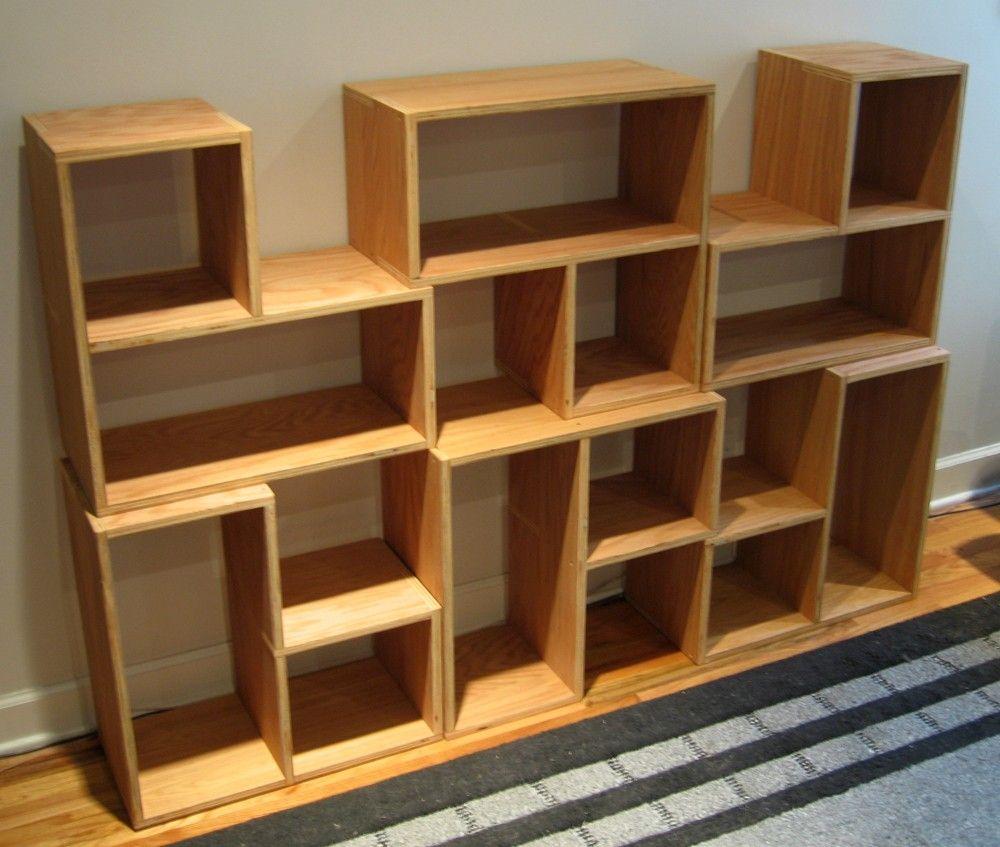 The Stackable Shelves Wood Jpg 1000 847 Stackable Shelves Cube Storage Shelves Shelves